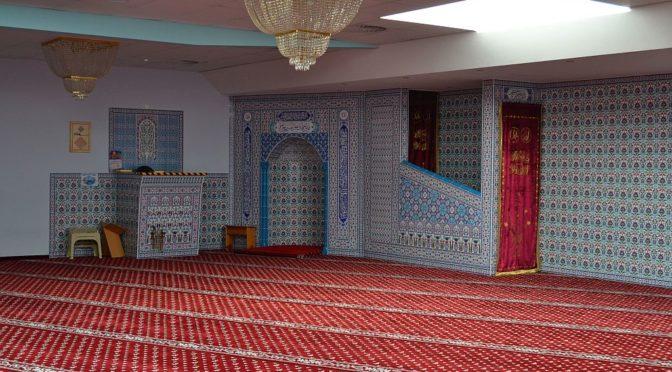 Moschee in Weidenpesch