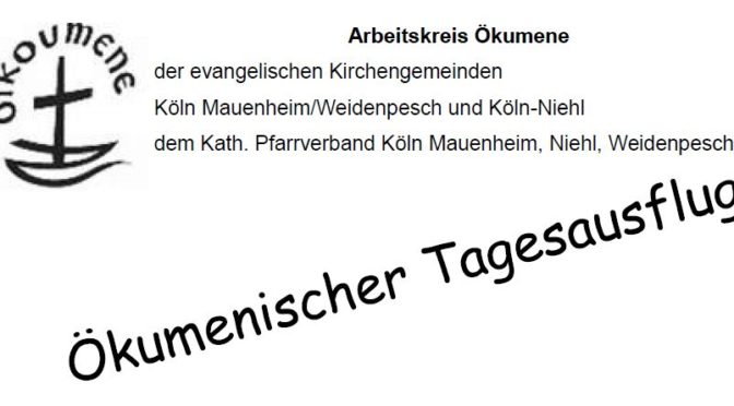 Ökumenischer Tagesauflug nach Altenberg | 29.09.2018