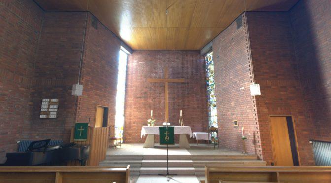 Gottesdienst am 17.Mai | Sie sind uns herzlich willkommen