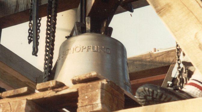 Tägliches Glockenläuten um 19.30 Uhr