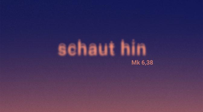 3. Ökumenischer Kirchentag Frankfurt | Anmeldungen bis 25. April